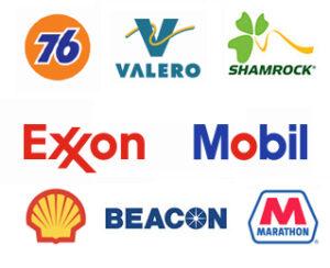 California Fuel Supply Brands